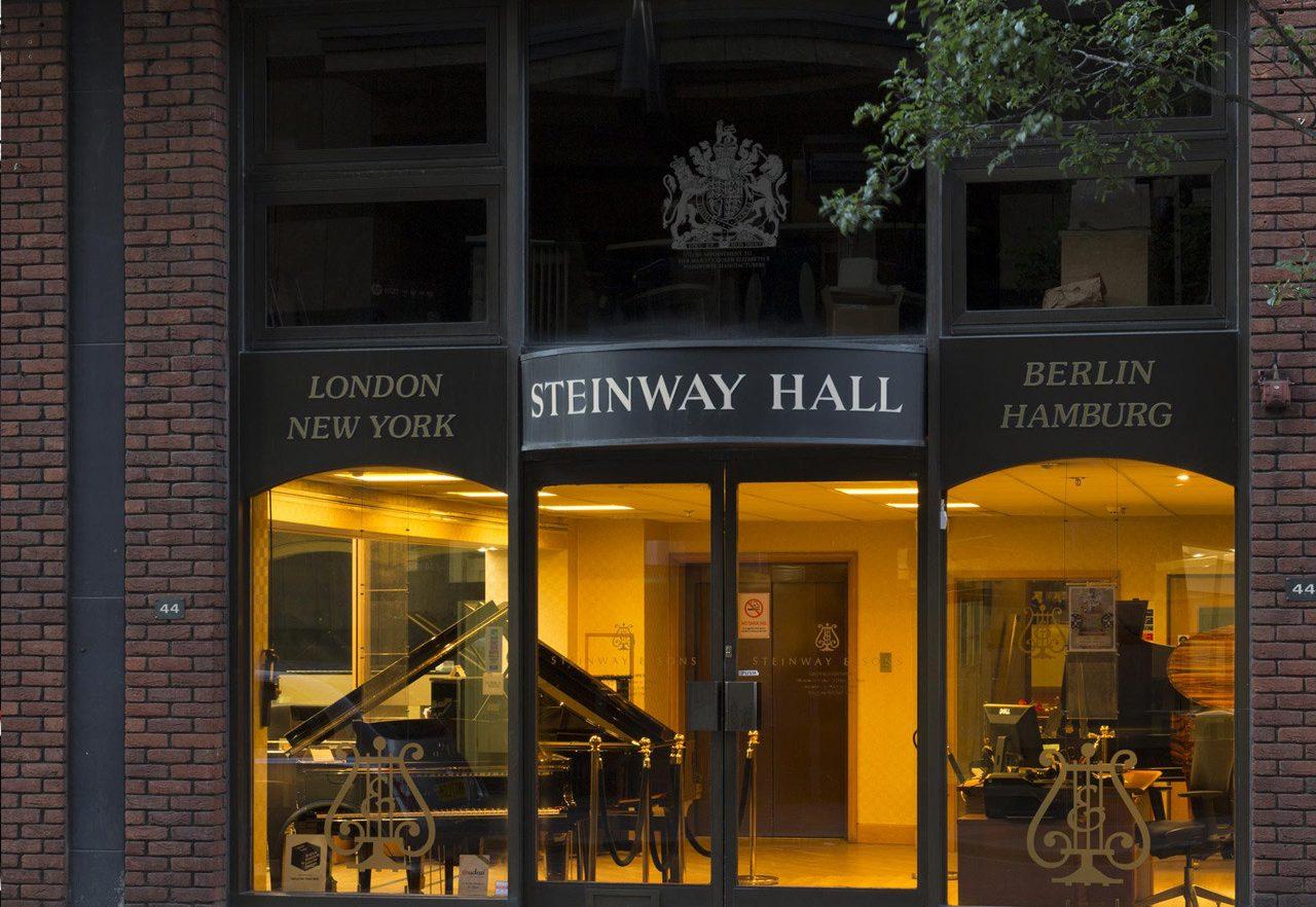 Steinway Hall UK