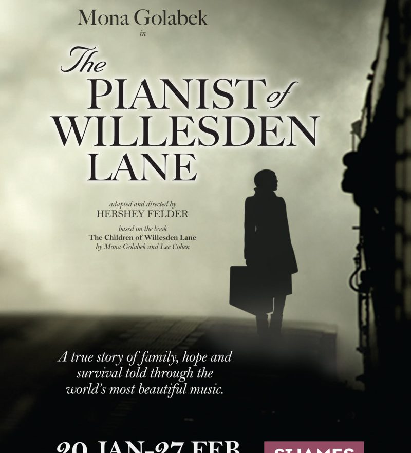 The Pianist of Willested Lane