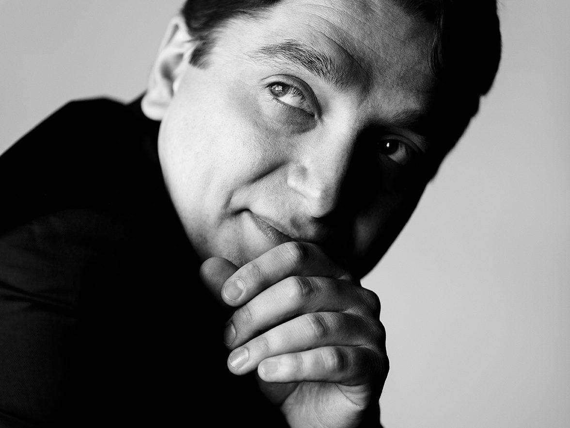 Igor Tchetuev, Pianist Photo: Marco Borggreve