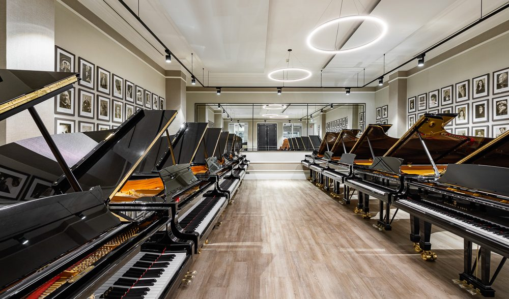 STEINWAY HALL OPEN FOR APPOINTMENTS ONLY