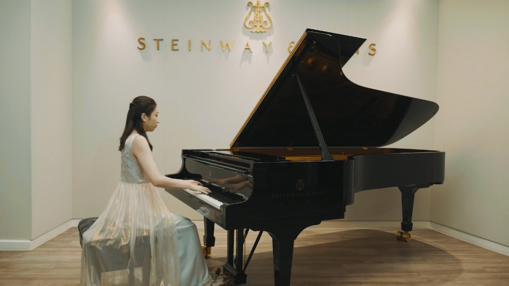 Steinway Piano Sale in Partnership With Help Musicians