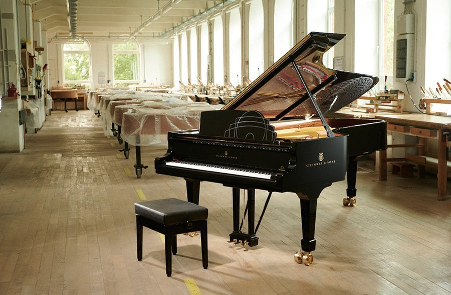 STEINWAY & SONS LAUNCHES ROYAL ALBERT HALL LIMITED EDITION
